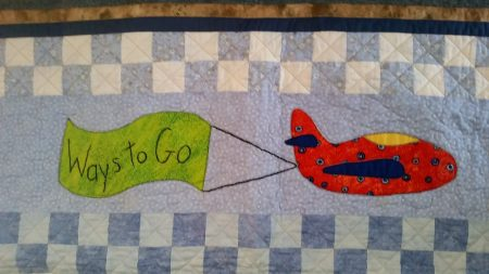 Ways to go plane