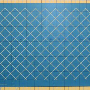 crosshatch diagonal grid
