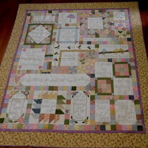 Because I said so quilt pattern