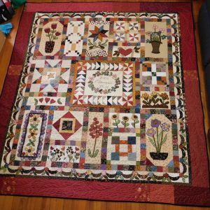 Country Album quilt