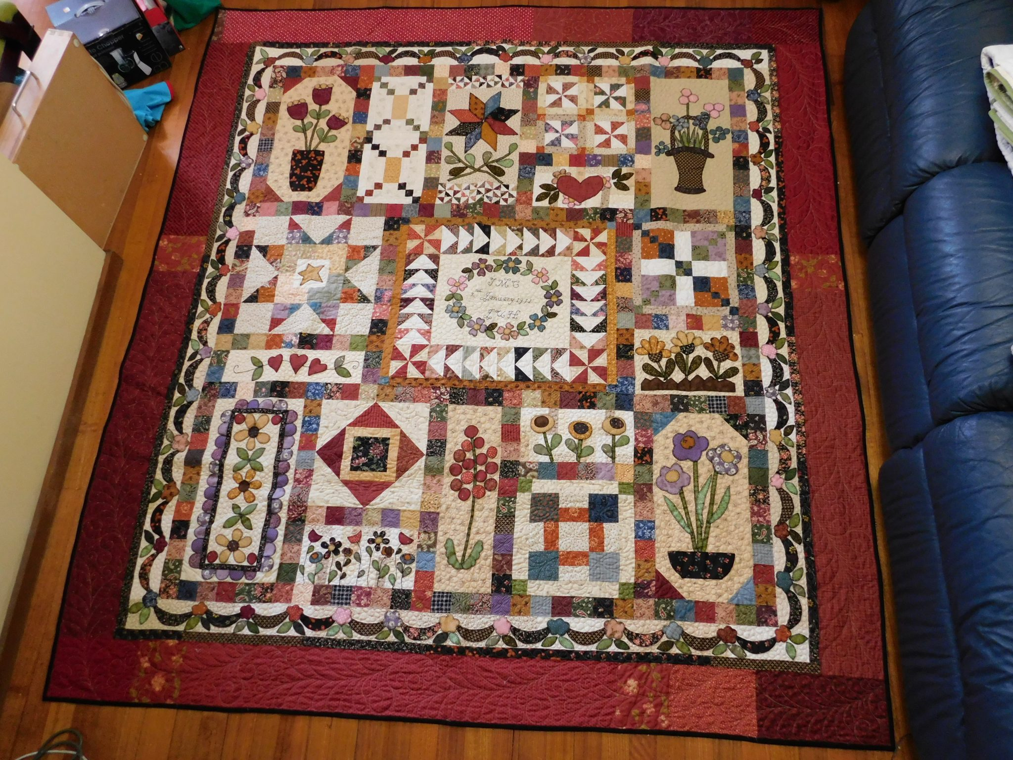 Country album quilt pattern u2013 keep quilting