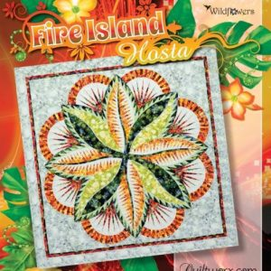 Fire Island Hosta pattern
