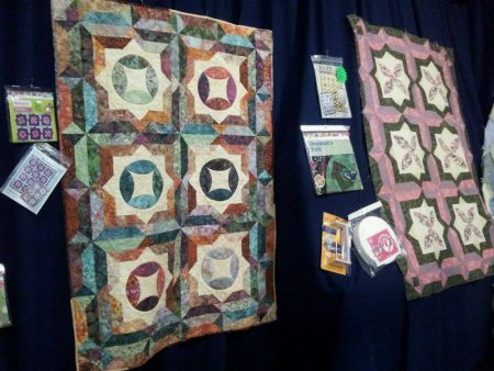 Marquise quilt examples