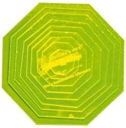 small octagon set