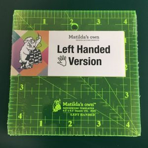 4.5 inch left hand square