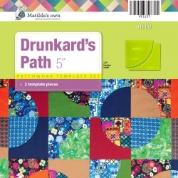 drunkards path template