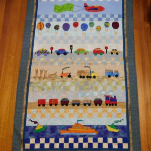 Ways to go quilt