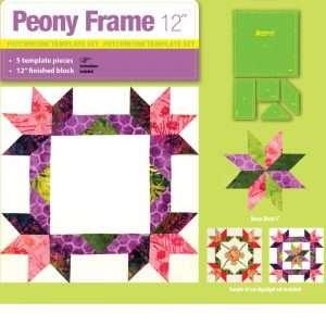 peony frame