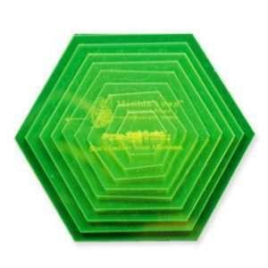 Small hexagon set