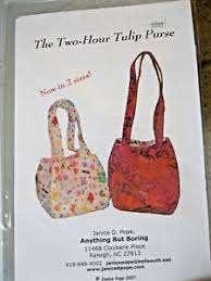 2 hour tulip purse