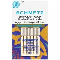 Schmetz gold needles