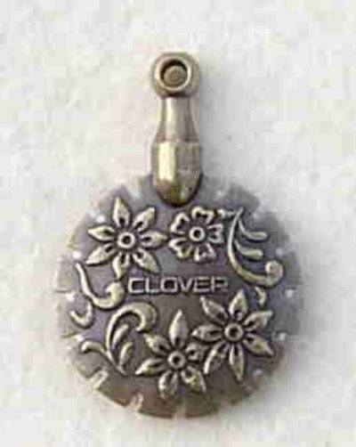 thread cutter clover